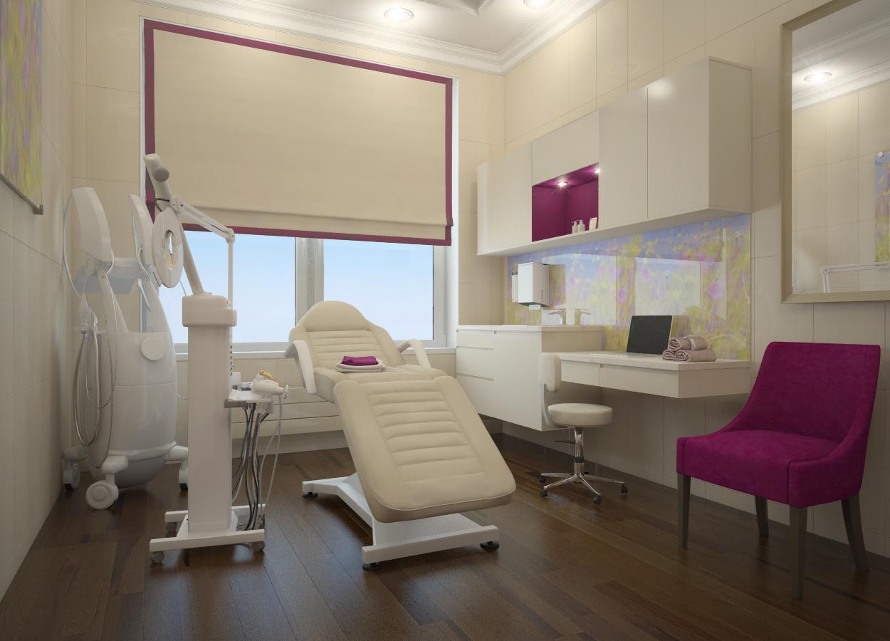 Салон красоты под ключ: проектирование, франчайзинг косметологических центров, рестайлинг салонов красоты, обучение персонала - Косметологическое оборудование СпортМедИмпорт