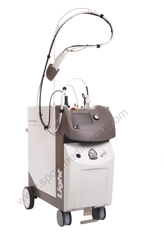 александритовый лазер для удаления волос 755
